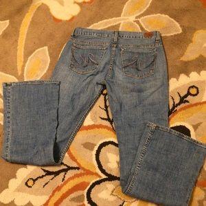 Woman's Express X2 Jeans